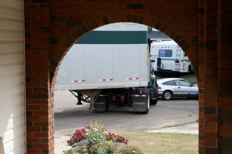 2009 Millennium Shipment Arriving