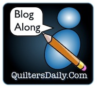 Quilters Daily Blog Along