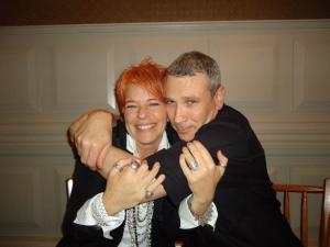 Sue Patten & The Scissor Guy